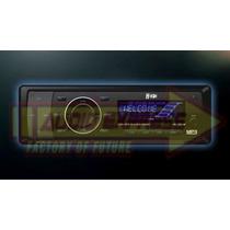 Estereo Hf-120ub Control Remoto Usb, Mp3, Sdcard, Auxiliar