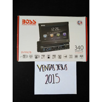 Tb Estéreo Boss Audio Bv9967b Bluetooth Enabled, In-dash