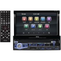 Boss Audio Bv9976b In-dash Single-din 7-inch Motorized Touch