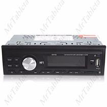 Audio Estéreo En Tablero Coches Reproductor De Mp3 Fm Aux