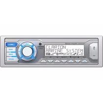 Estéreo Marino Clarion M505 Bluetooth Mp3 Aux Usb