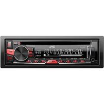 Audioonline Autoestéreo Jvc Kd-r460 Cd Usb Auxiliar