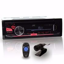 Autoestereo Bluetooth Jvc Kd-r770bt Auxiliar Y Usb