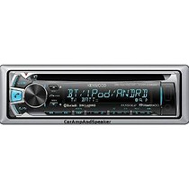 Kenwood Bluetooth Marine Kmr-d362bt Cd Iphone Ipod Estéreo U