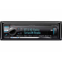 Autoestereo Kenwood Excelon Kdc-x998 Usb Iphone Android Bt