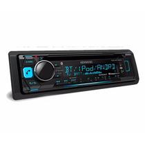 Autoestereo Bluetooth Kenwood Kdc Bt-365u Usb Aux Multicolor