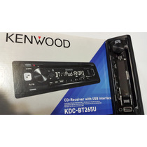 Estereo Kenwood Bluetooth Dual Phone Connetion Usb Aux