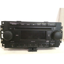 Autoestereo Original Chrysler Dodge Jeep Cd Auxiliar Radio