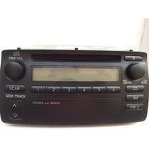 Autoestereo Original Toyota Corolla Cd Radio Como Nuevo