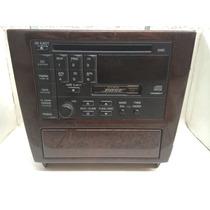 Autoestereo Original Nissan Maxima Bose Cd Cassette Auxiliar
