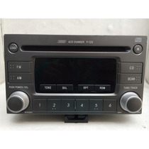 Autoestereo Original Subaru 6 Cds Radio Como Nuevo