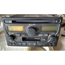 2003 2004 2005 Honda Pilot Am/fm Radio Cd Cassette Player