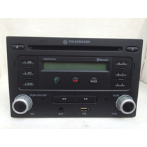 Autoestereo Original Volskwagen Jetta Mp3 Aux Usb Bluetooth