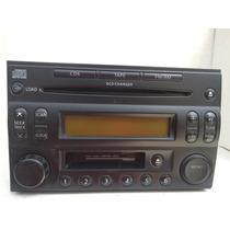 Autoestereo Original Nissan Xtrail 6 Cds Auxiliar Cassette