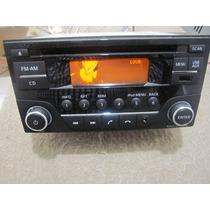 Estereo Nissan Mp3 Usb Bluetooth Auxiliar Con Detalle