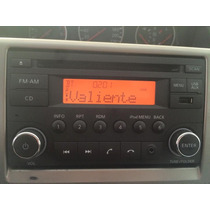 Autoestereo Original Nissan Frontier Juke Bluetooth Usb Aux