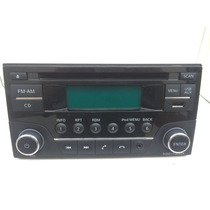 Autoestereo Original Nissan Frontier Juke Bluetooth Usb Aux