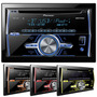 Autoestereo Pioneer Fh-x700bt Doble Din Bluetooth Multicolor