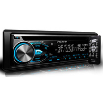 Autoestero Pioneer Deh-x4850bt Bluetooth Usb Aux Iphone Andr