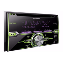 Autoestereo Fh-x575ui 2-din Mixtrax, Usb Control Ipod Y And