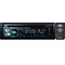 Autoestereo Bluetooth Pioneer Deh-x4800bt Android Usb Aux