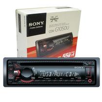 Auto Estereo Sony Cdx-gt520 Entrada Usb Mp3 Auxiliar 2013