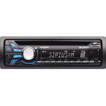 Autoestereo Sony Cdx-gt570up Aux Usb Iphone Mp3 Envio Gratis