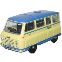 Modelo Minibus - Oxford Diecast 1:43 Bradford Mini Bus J2