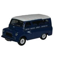 Modelo Van - Oxford Diecast 1:76 Boac Bedford Ca Minibus