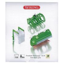 Toy Tractor Accesorios - Wiking 1:32 Accesorio Delantero Car