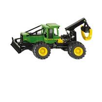Toy Tractor Agricola - Siku John Deere Skidder 1:32 Miniatur