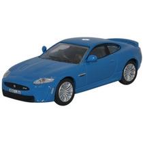 Diecast Model - Oxford 1:76 Jaguar Xkr-s Coche De Deportes A