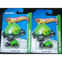 Minion Hot Wheels 2012, En Sus Dos Versiones Maa