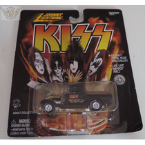 Kiss Camioneta Negra Escala 1:64 Importada Danbr68
