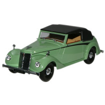 Diecast Model - Oxford 1:43 Verde Armstrong Siddeley