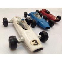 3 Carritos Formula 1 Mc Gregor Antiguos