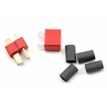 W.s. Deans 1300 2-pin Ultra Plug Conector Macho Y Hembra