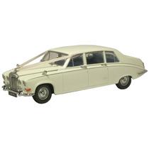 Diecast Model - Oxford 1:43 Daimler Ds420 Coche De La Boda