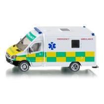 Juguete Ambulancia - Siku Rescate Británico 1:50 Réplica E