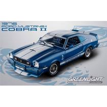 Mustang Cobra Ii 1976 Escala 1:18