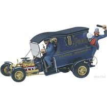 Revell Paddy Wagon C/ Figuras 1/24 Armar/ Tamiya Testors Amt