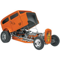 Revell 85-4939 1/25 Ford 32 Hot Rod Orange Crate Plastic Mod