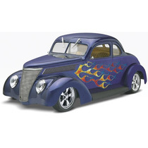 Revell 85-4097 1/24 ´37 Ford Coupe Street Rod Plastic Model