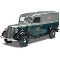 Revell 85-4930 1/25 ´37 Ford Panel Truck Plastic Model Kit
