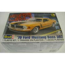 Auto Ford Mustang Boss 1970 Esc.1/24 Nuevo En Oferta!