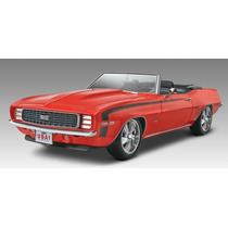 Revell 85-4929 1/25 ´69 Chevy Camaro Convertible Model Kit