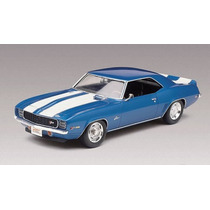 Revell 85-7457 1/25 ´69 Chevy Camaro Z28 Rs Plastic Model