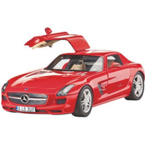 Revell Mercedes Benz Sls Amg 1/24 C/todo Armar / No Tamiya
