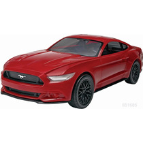 Revell Mustang Gt 2015 Snap Tite 1/25 Armar/ Tamiya Testors