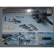Luftwaffe Pilot Wwii Hasegawa1/48 Envío Gratis
